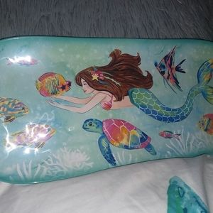 Mermaid Tray in beautiful colors